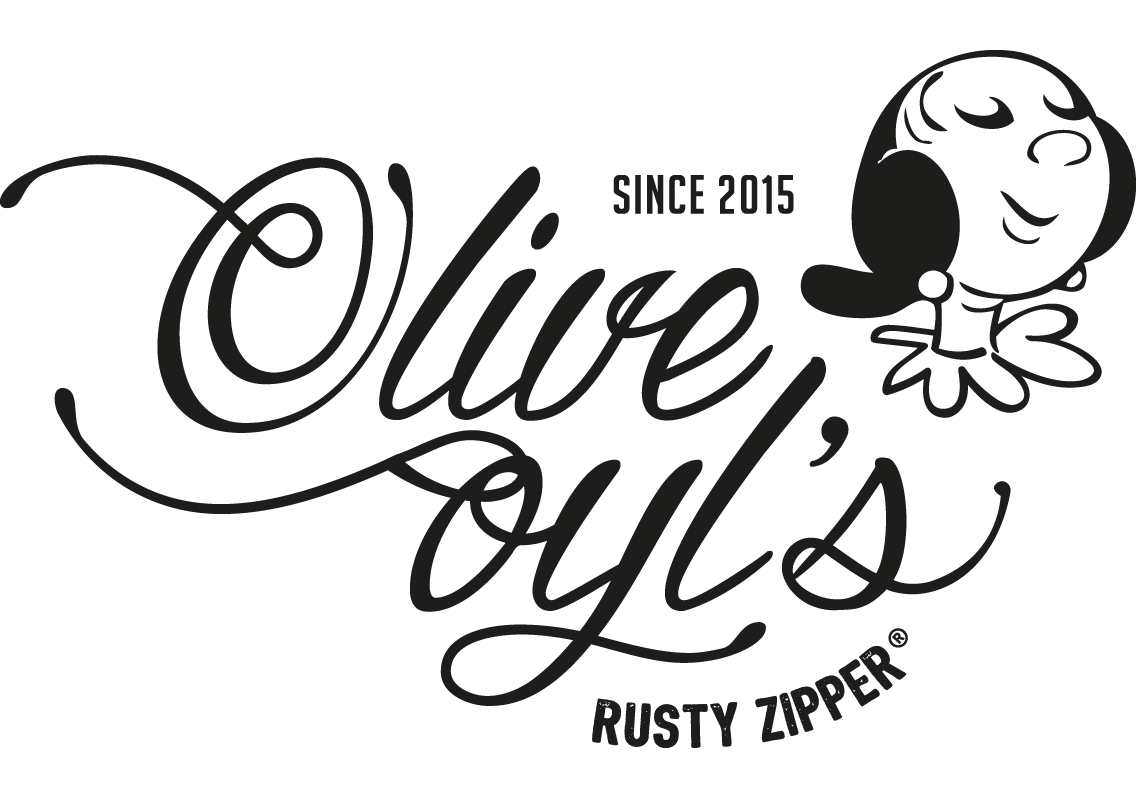 Olive Oyl's Rusty Zipper